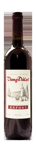 Vang Đàlạt Export Red Wine