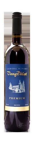 Vang Đàlạt Premium Red Wine