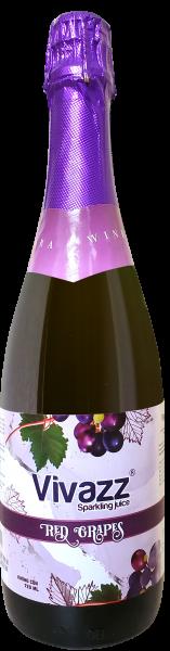 Vivazz Sparkling Juice – Nho đỏ