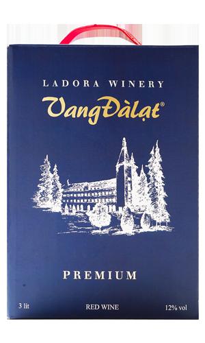 Hộp Vang 3 Lít – Premium Red Wine