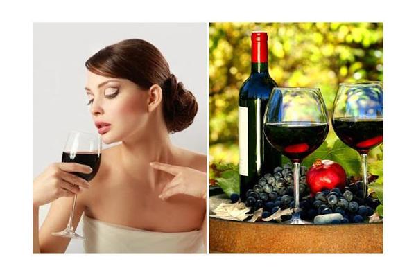 Công dụng của rượu vang đối với chị em phụ nữ