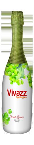 Vivazz Sparkling Juice – Nho xanh