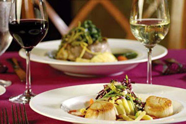 Wine cuisine