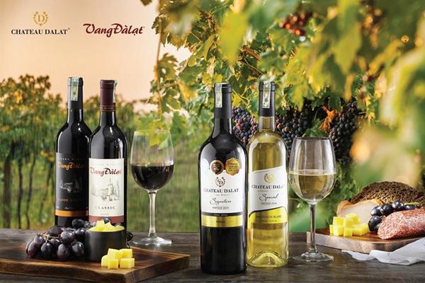 Rượu vang – thức uống giúp cuộc sống phong cách hơn