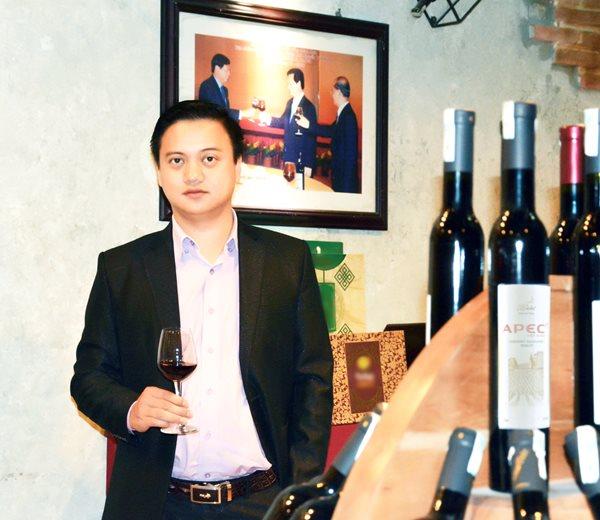 CEO LADOFOODSおよび「ワインの人口」