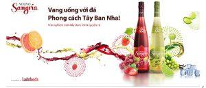 Nouvo Sangria – Vang uống với đá phong cách Tây Ban Nha gây 'sốt' trong giới trẻ Việt