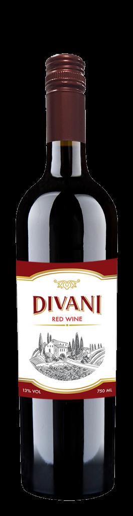 디바니 와인(DIVANI)
